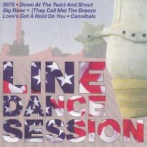 Various Artists - Line Dance Session - Tape - Cassete