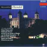 Various Artists - The World Of Handel