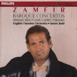 Zamfir, English Chamber Orchestra & James Judd - Baroque Concertos