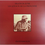 Death In June / Les Joyaux De La Princesse - Östenbräun (Yellow vinyl)