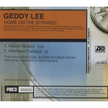 Geddy Lee - Home On The Strange (Promo)