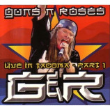 GUNS N' ROSES - Live In Tacoma - Part 1