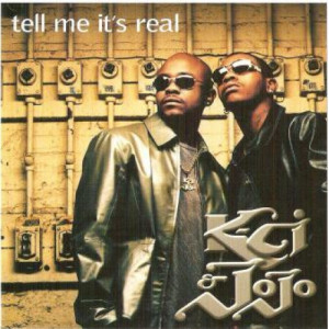 K-Ci & JoJo - Tell Me It's Real (Promo) - CD - CD EP
