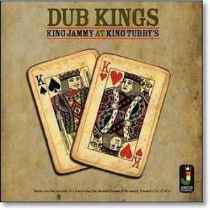 KING JAMMY - Dub Kings (King Jammy At King Tubby's) - Vinyl - LP