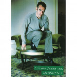 Morrissey - Life Has Found You, Morrissey