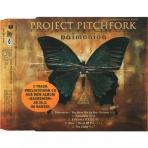 Project Pitchfork - Daimonion (Promo) - CD - CD EP