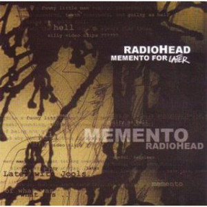 Radiohead - Memento For Later - CD - Album