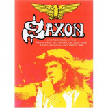 SAXON - Live In Nottingham & Video Compilations 1983 To 1988