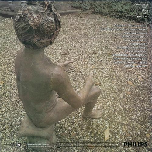 """Serge Gainsbourg - """"L'Homme À Tête De Chou"""" - Vinyl - LP"""