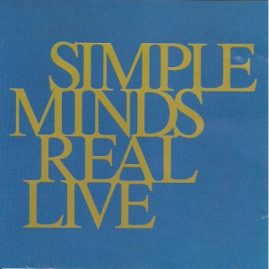 Simple Minds - Real Live - CD - Album