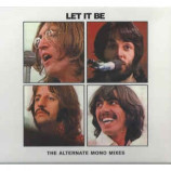THE BEATLES - Let It Be The Alternate Mono Mixes
