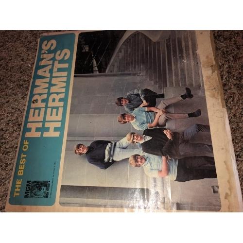 Herman's Hermits - The Best Of Herman's Hermits - Vinyl Record - LP