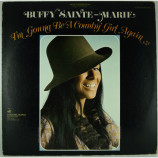 Buffy Sainte-Marie - I'm Gonna Be A Country Girl Again - LP, Album
