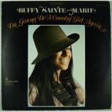 Buffy Sainte-Marie - I'm Gonna Be A Country Girl Again - LP, Album