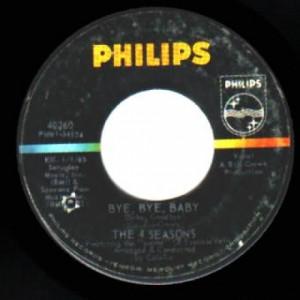 4 Seasons - Bye Bye Baby / Searching Wind - 45 - Vinyl - 45''