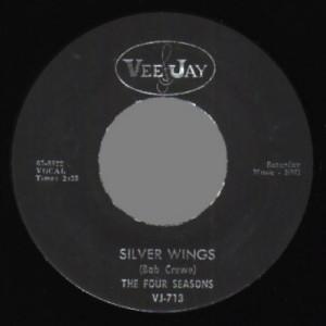4 Seasons - Silver Wings / Little Boy - 45 - Vinyl - 45''