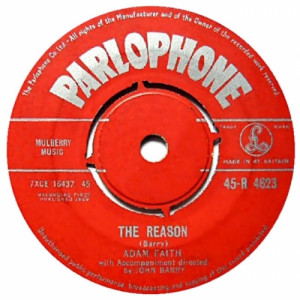 Adam Faith - Poor Me / The Reason - 7