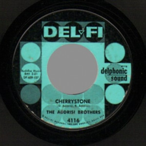 Addrisi Brothers - Cherrystone / Lilies Grow High - 45 - Vinyl - 45''