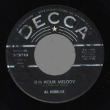 Al Hibbler - 11th Hour Melody / Let's Try Again - 45
