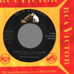 Alden & The One Nighters - Love-o-meter / Theme From Love-o-meter - 45 - Vinyl - 45''