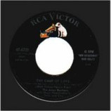 Ames Brothers - I Saw Esau / Game Of Love - 45
