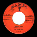 Applejacks - Bunny Hop / Night Train Stroll - 45