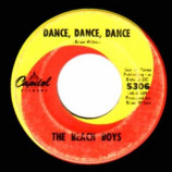 Beach Boys - Dance Dance Dance / The Warmth Of The Sun - 45