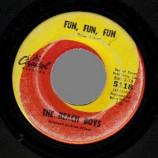 Beach Boys - Fun, Fun, Fun / Why Do Fools Fall In Love - 45