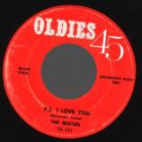 Beatles - P.s. I Love You / Love Me Do - 45