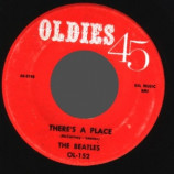 Beatles - Twist And Shout / There's A Place - 45
