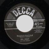 Bill Haley & His Comets - Razzle Dazzle / Two Hound Dogs - 45