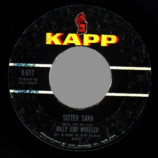 Billy Edd Wheeler - Ode To The Little Brown Shack Out Back / Sister Sara - 45