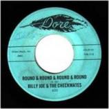 Billy Joe & The Checkmates - Percolator / Round, Round, Round, Round - 45