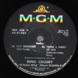 Bing Crosby - C'est Magnifique / Taking A Chance On Love / Ramona / Amapola From El Senor Bing