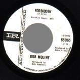 Bob Moline - Forbidden / If I Were An Artist - 45