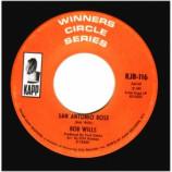 Bob Wills - San Antonio Rose / Across The Alley From The Alamo - 45