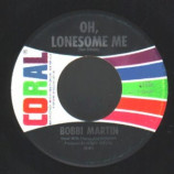 Bobbi Martin - It's A Sin To Tell A Lie / Oh Lonesome Me - 45