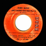 Bobby Bland - Ain't Doing Too Bad (part 1 / Ain't Doing Too Bad (part 2)) - 45