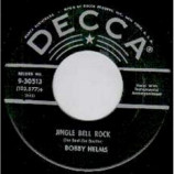 Bobby Helms - Jingle Bell Rock / Captain Santa Claus - 45
