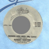 Bobby Vinton - Rain Rain Go Away / Roses Are Red (my Love) - 45