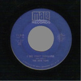 Box Tops - Sweet Cream Ladies Forward March / I See Only Sunshine - 45