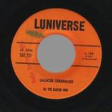Buchanan & Goodman - The Flying Saucer Goes West / Saucer Serenade - 45