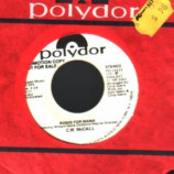 C.w. Mccall - Roses For Mama / Same (stereo) - 45
