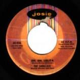 Cadillacs - Peek-a-boo / Oh Oh Lolita - 45