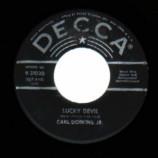 Carl Dobkins Jr - Lucky Devil / In My Heart - 45