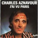 Charles Aznavour - J'ai Vu Paris / Ne T'en Fais Pas - 7