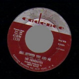 Chordettes - Just Between You And Me / Soft Sands - 45