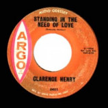 Clarence Henry - Standing In The Need Of Love / On Bended Knees - 45
