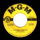 Conway Twitty - Halfway To Heaven / Danny Boy - 45