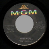 Cowsills - The Rain The Park And Other Things / River Blue - 45